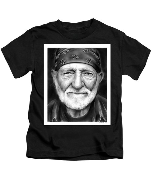 Willie Nelson Kids T-Shirt