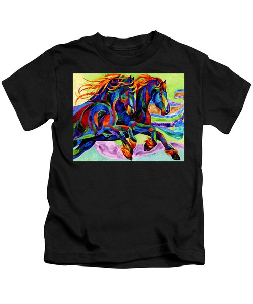 Wind Dancers Kids T-Shirt