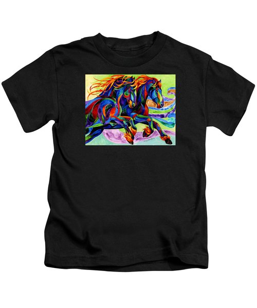 Wind Dancers Kids T-Shirt