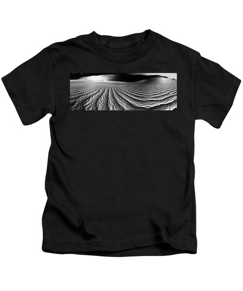 Wind Sand Light And Time Kids T-Shirt