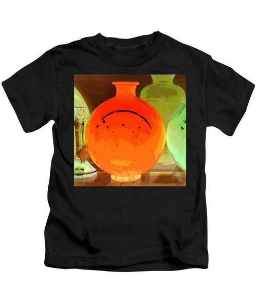 Window Shopping For Glass Kids T-Shirt