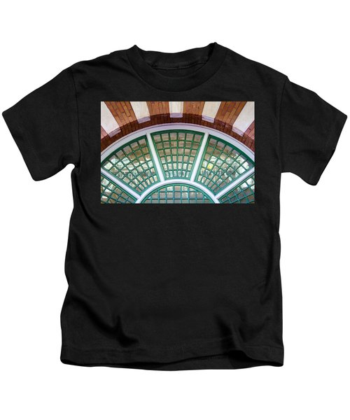 Windows Of Ybor Kids T-Shirt