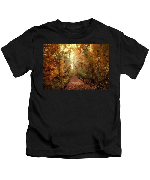 Woodland Light Kids T-Shirt