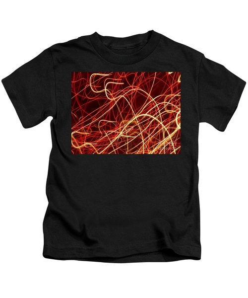 Write Light S Kids T-Shirt