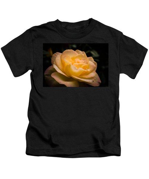 Yellow Ray Of Sunshine Kids T-Shirt