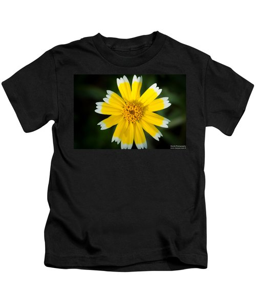 Yellow Sunshine  Kids T-Shirt