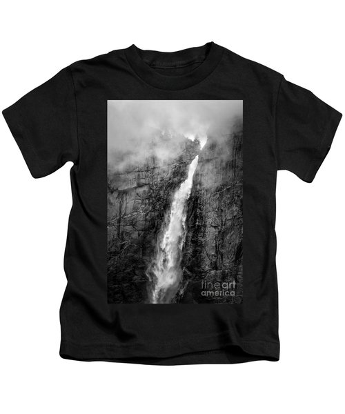 Yosemite Fall Kids T-Shirt