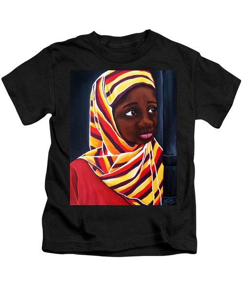 Young Girl Kids T-Shirt