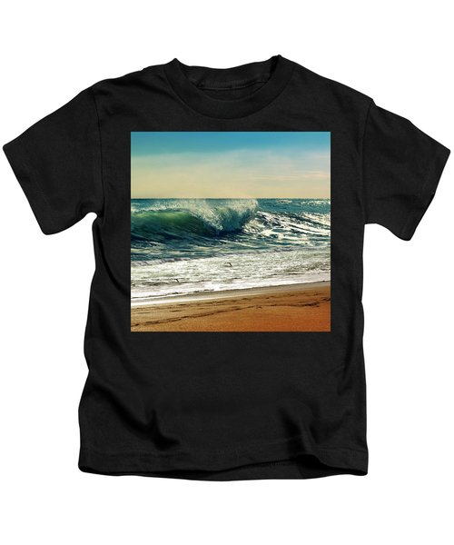 Your Moment Of Perfection Kids T-Shirt