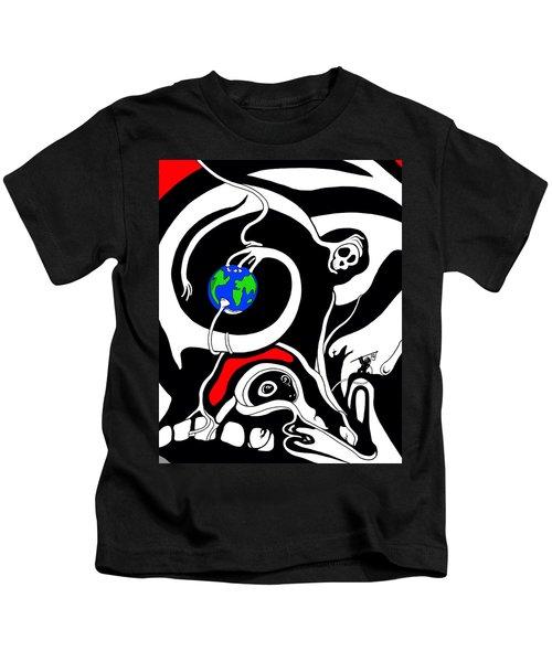 Zero Gravity Kids T-Shirt