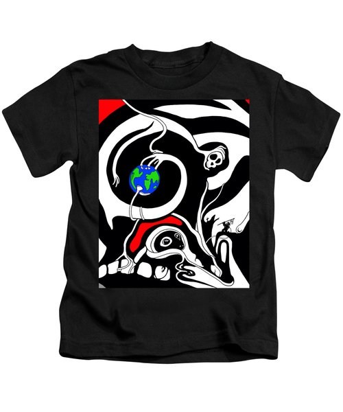 Zero Gravity Kids T-Shirt