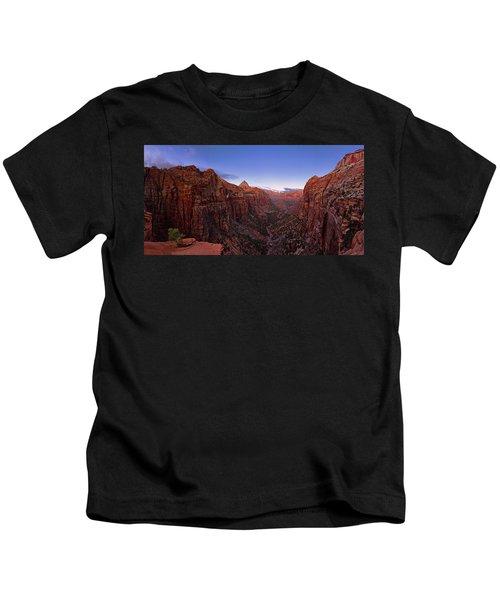 Zion's Twilight Kids T-Shirt