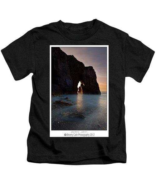 Gateway To The Sun Kids T-Shirt