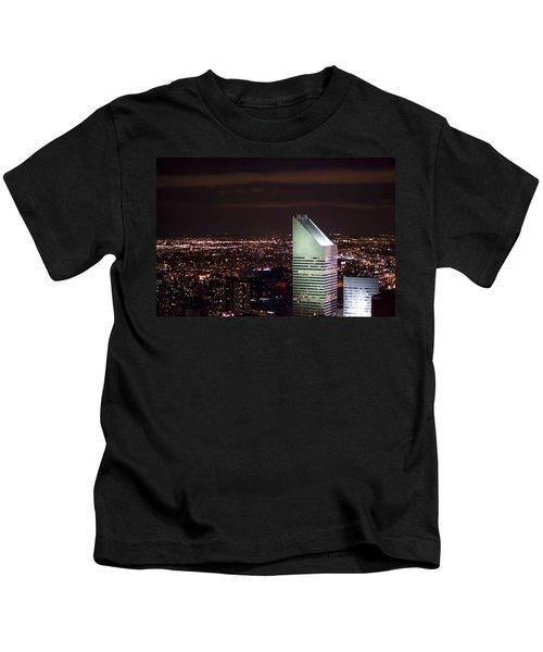 Night View Kids T-Shirt