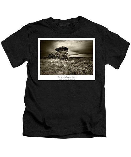 Stone Guardian Kids T-Shirt