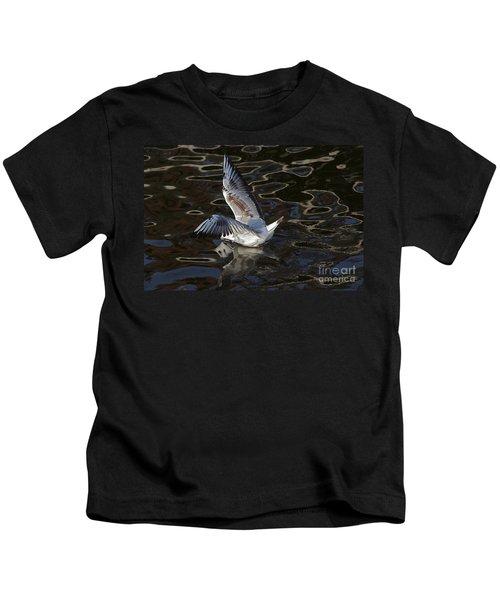 Head Under Water Kids T-Shirt