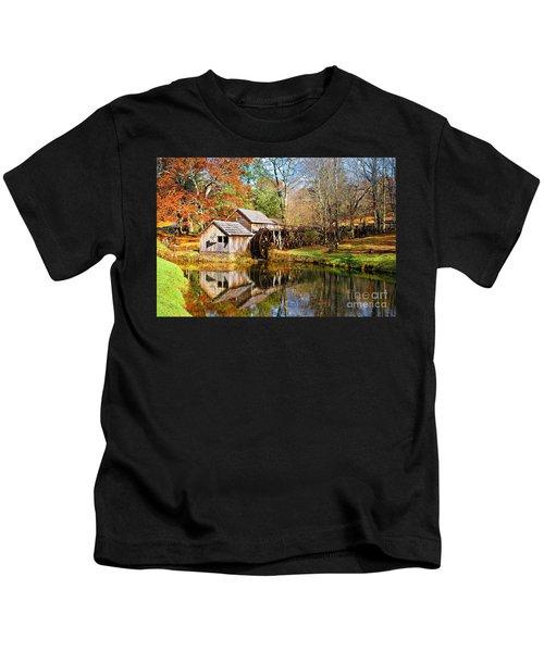 Mabry Mill Kids T-Shirt