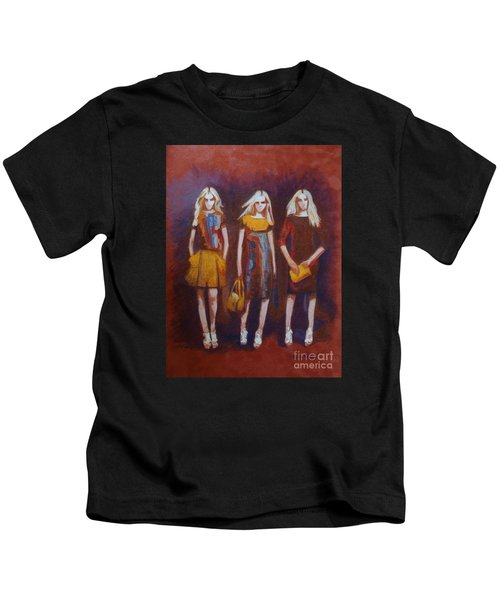 On The Catwalk Kids T-Shirt