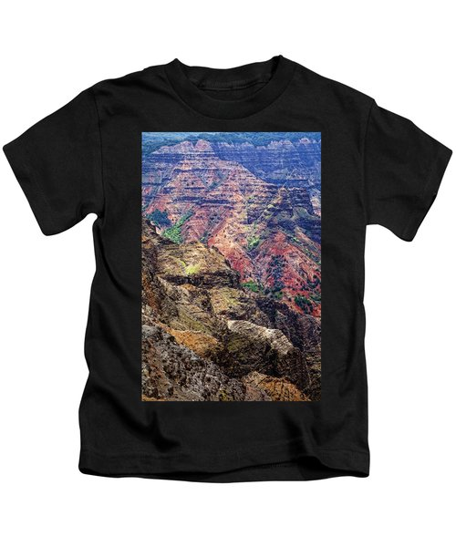 Waimea Canyon Kids T-Shirt