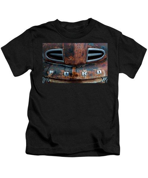 1948 Ford Kids T-Shirt