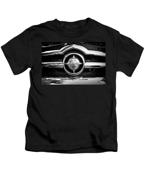 8 In Chrome - Bw Kids T-Shirt