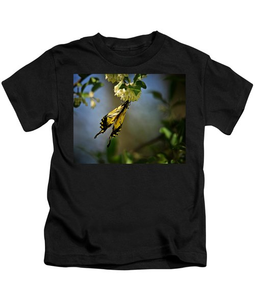 A Feast For The Butterfly Kids T-Shirt