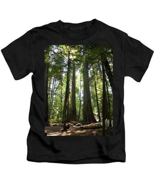 A Green World Kids T-Shirt