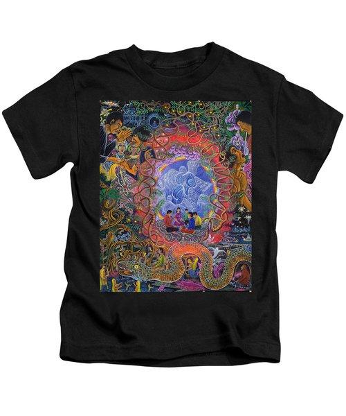 Alli Mariri  Kids T-Shirt