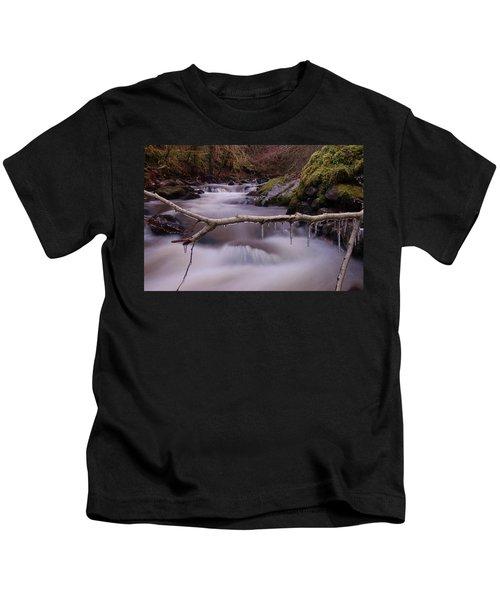 An Icy Flow Kids T-Shirt