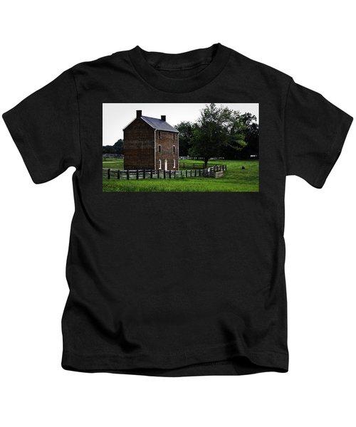 Appomattox County Jail Kids T-Shirt