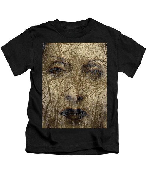 Asphalt - Portrait Of A Lady 2 Kids T-Shirt