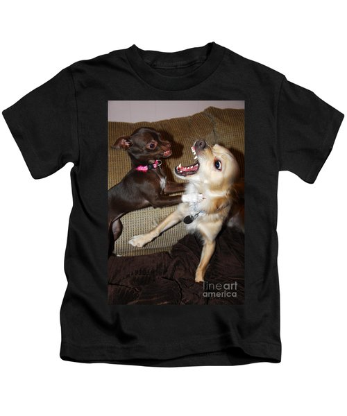 Attack Dogs Kids T-Shirt