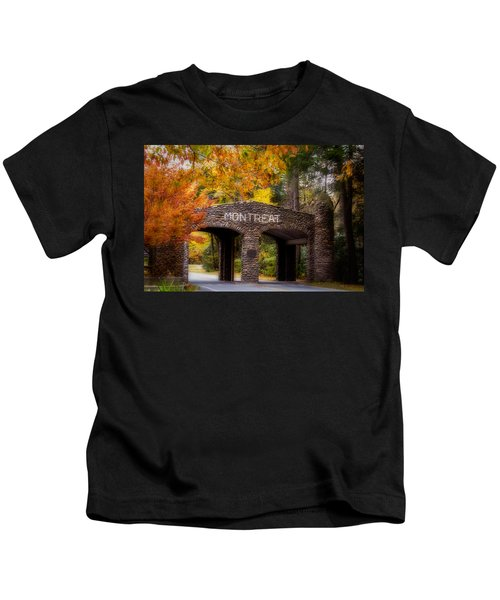 Autumn Gate Kids T-Shirt
