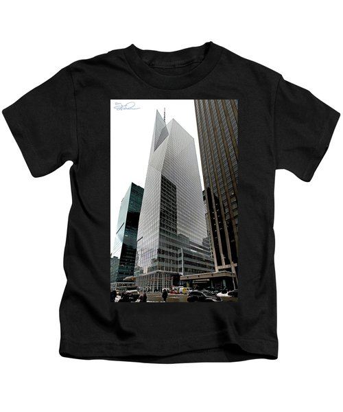 Bank Of America Kids T-Shirt