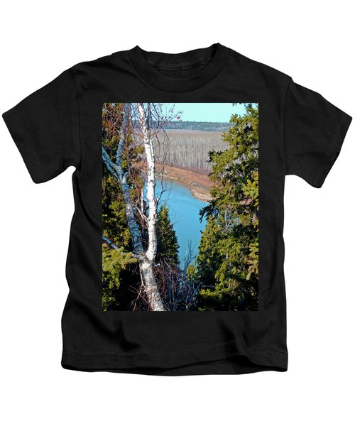 Birch Forest Kids T-Shirt
