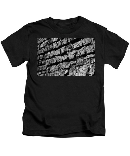 Black Wall Kids T-Shirt