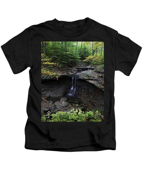 Blue Hen Falls Kids T-Shirt