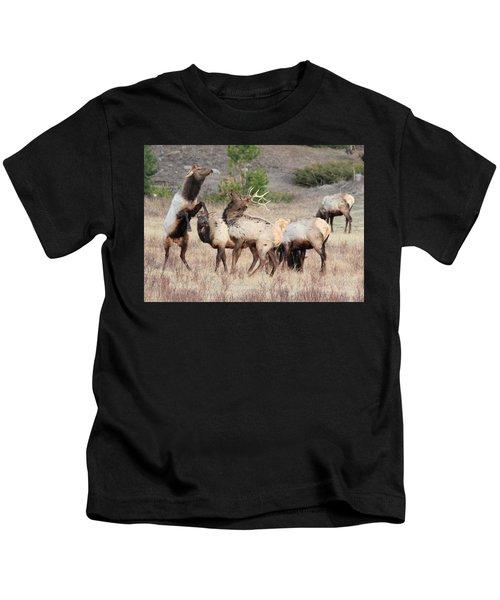 Boxing Match Kids T-Shirt