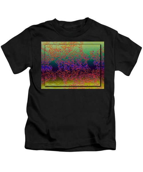Branches In The Mist Kids T-Shirt
