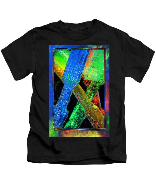 Brushes Kids T-Shirt