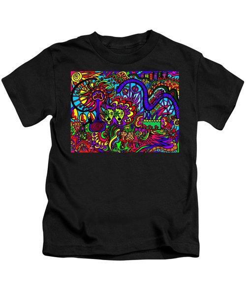Carnival Time Kids T-Shirt
