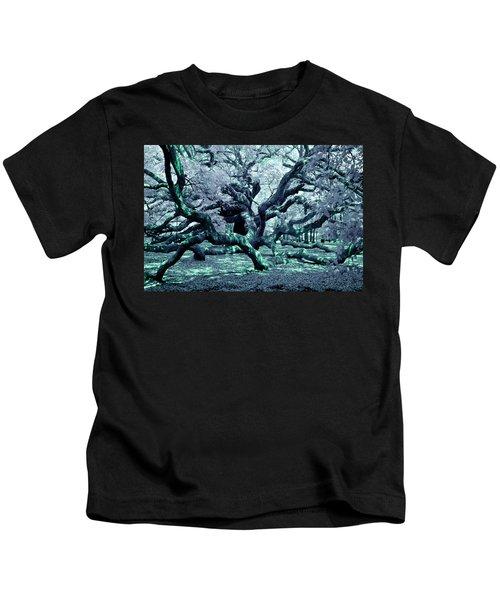Charleston's Angel Oak Kids T-Shirt