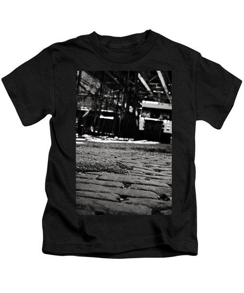 Chicago Cobblestone Kids T-Shirt