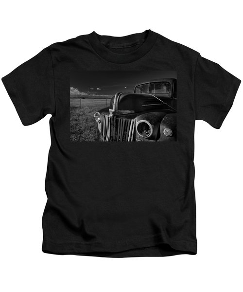 Classic Rust Kids T-Shirt