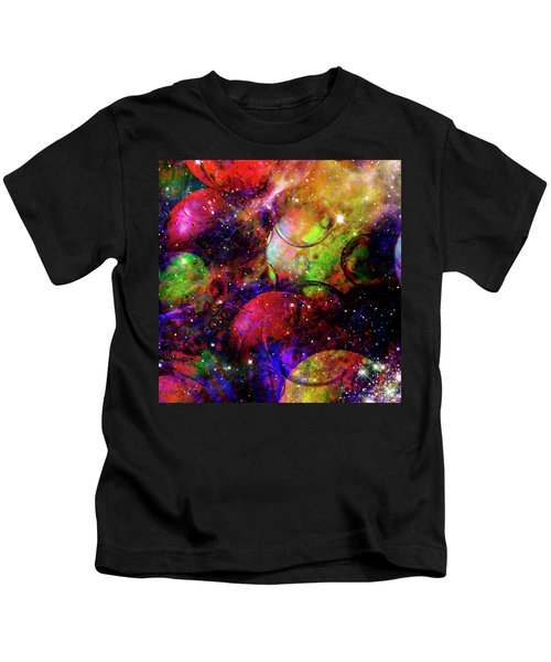 Cosmic Confusion Kids T-Shirt