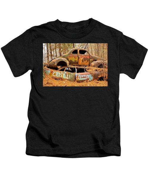 Cristian's Cousin Kids T-Shirt