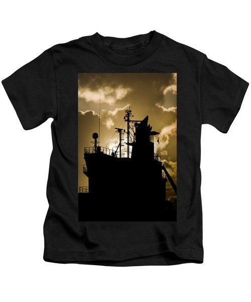 Dark Superstructure Kids T-Shirt