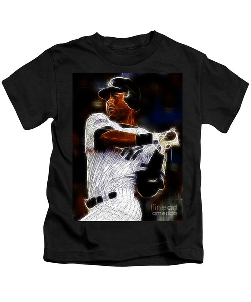 Derek Jeter New York Yankee Kids T-Shirt