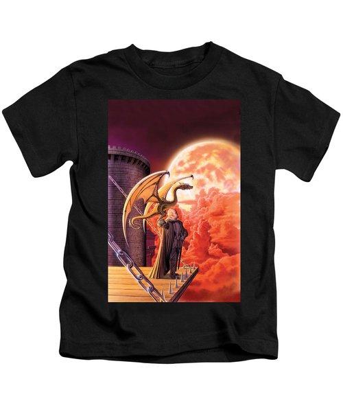 Dragon Lord Kids T-Shirt
