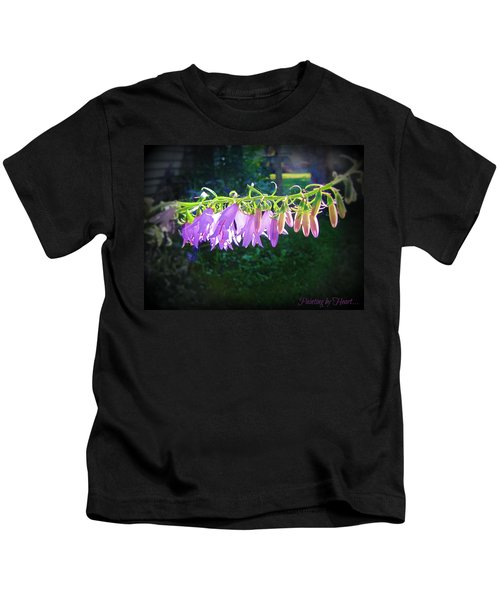 Early Morning Touch Kids T-Shirt